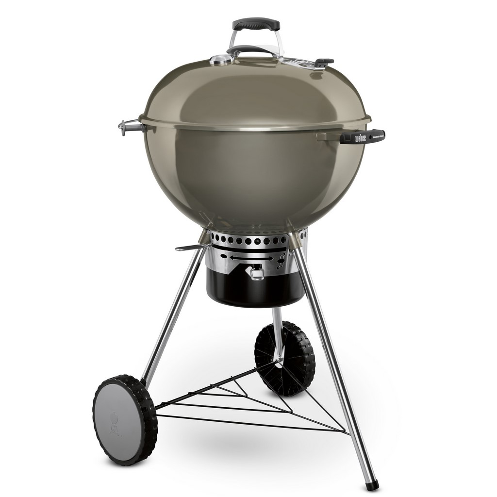 Weber Master Touch GBS Edition 57 cm Zwart Barbecueshop dé