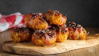 Bacon bami ballen