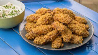 Dorito kippenvleugels
