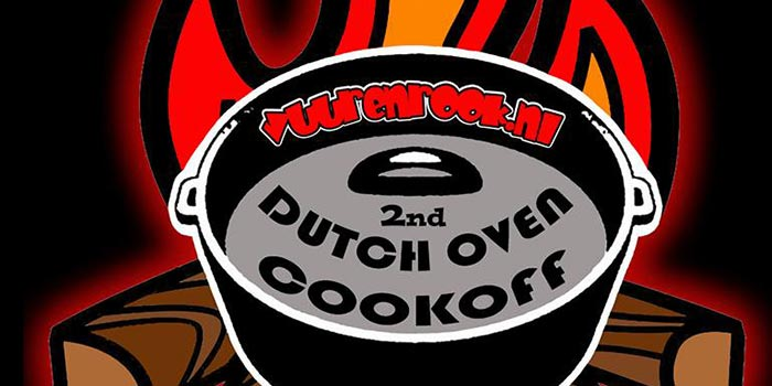 Vuur en rook Dutch Oven Cook-off