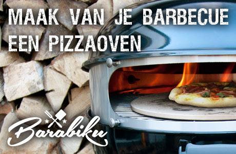 Barabiku pizzaring