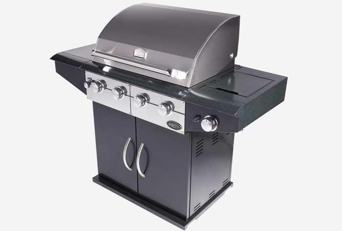 Barbecue op gas kopen ontwerp keuken accessoires - Barbecue ontwerp ...