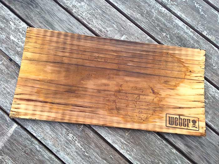 ceder-plank-schoongemaakt