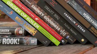 De beste nieuwe barbecue boeken van 2021