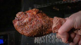 Hoe barbecue je de beste kalkoenpoten