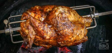 provencaalse kip BBQ helden