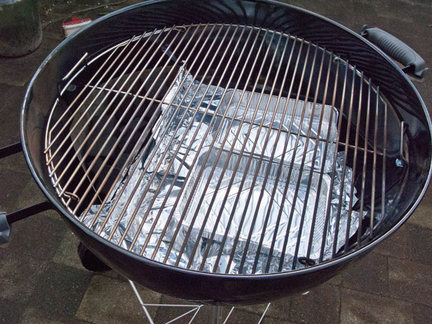 indirect barbecueen