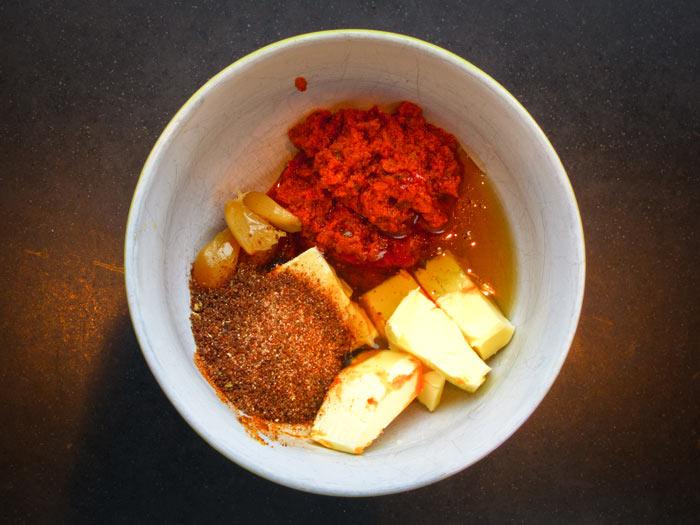 ingredienten-pasta-knoflook-boter-pasta