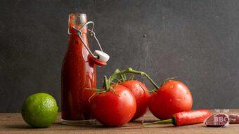 Milde tomaat chili peper salsa