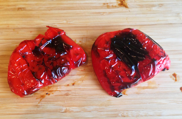 paprika-geroosterd