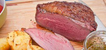 Hoe barbecue je Picanha