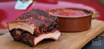 red hot spareribs