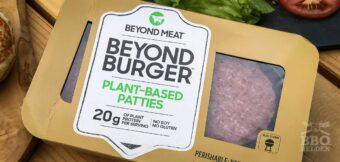 Wij probeerden de Beyond Burger van Beyond Meat