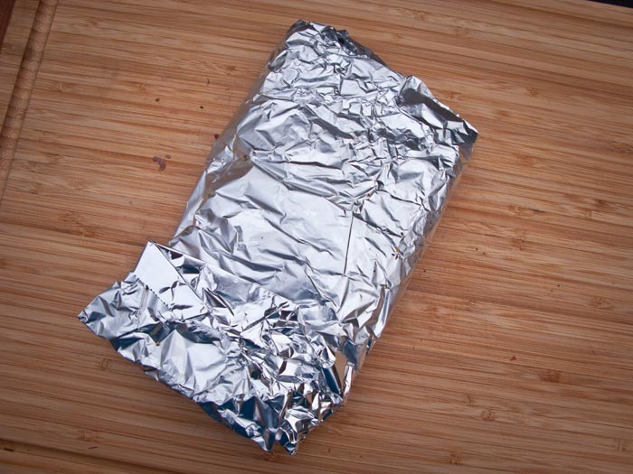 ribeye-in-de-aluminiumfolie