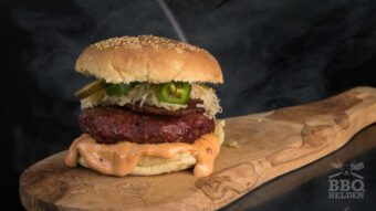 De smokehouse burger