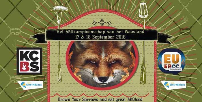 Het BBQkampioenschap van het Waasland