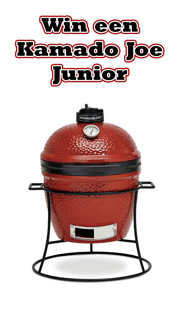 win een kamado joe junior